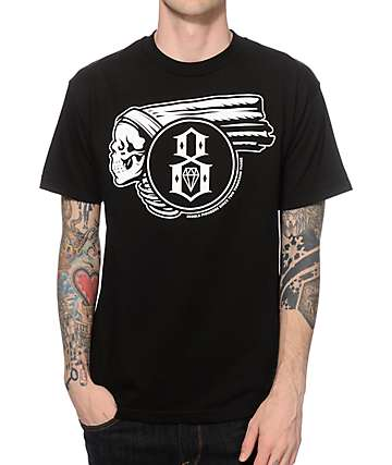 REBEL 8 Pioneers T-Shirt