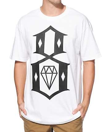 REBEL 8 Standard Logo T-Shirt