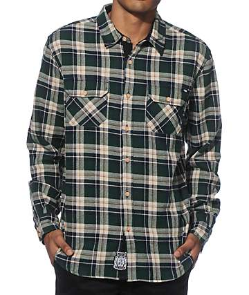 REBEL 8 Winter Flannel Shirt