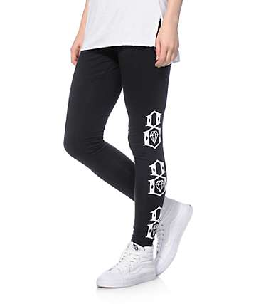 REBEL8 8 Logo Leggings