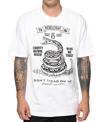 REBEL8 Don't Tread On Me T-Shirt