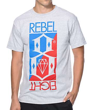 REBEL8 Flip T-Shirt