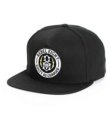 REBEL8 G.A.C. Snapback Hat
