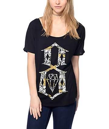 REBEL8 Giant Collage Logo T-Shirt