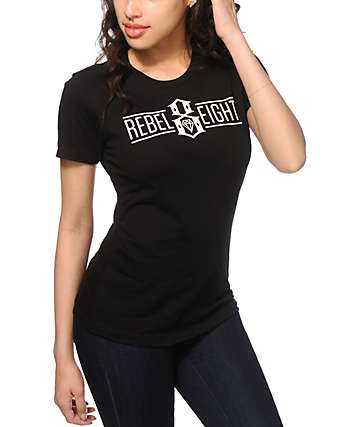 REBEL8 Lock Up T-Shirt