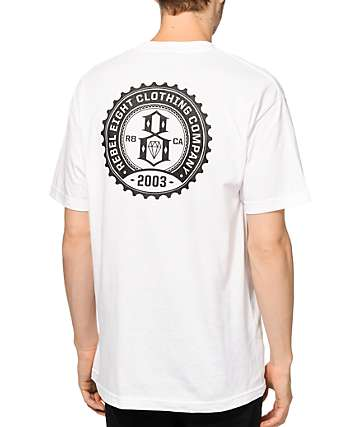 REBEL8 Machinery T-Shirt