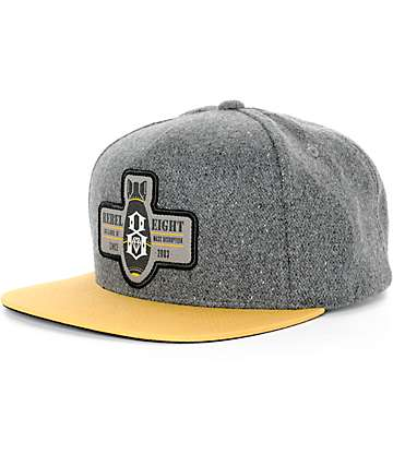 REBEL8 Mass Distribution Snapback