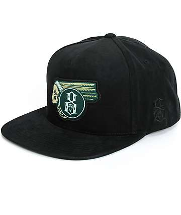 REBEL8 Pioneers Snapback Hat