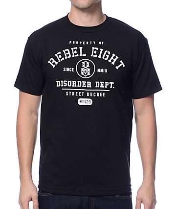 REBEL8 Property Of Black T-Shirt