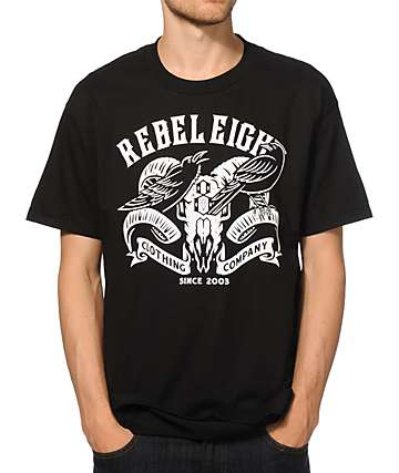 REBEL8 Ravens T-Shirt