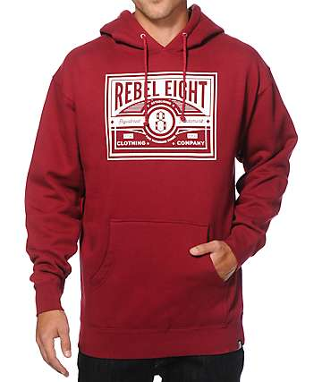 REBEL8 Recognition Hoodie