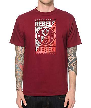 REBEL8 Slanigiro T-Shirt