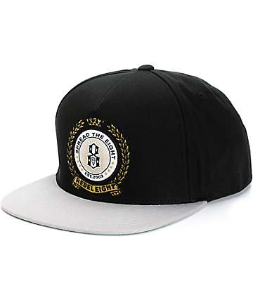 REBEL8 Spread The Hops Snapback Hat