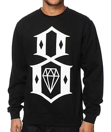 REBEL8 Standard Issue Crew Neck Sweatshirt