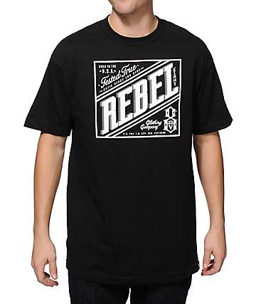 REBEL8 Tested True T-Shirt