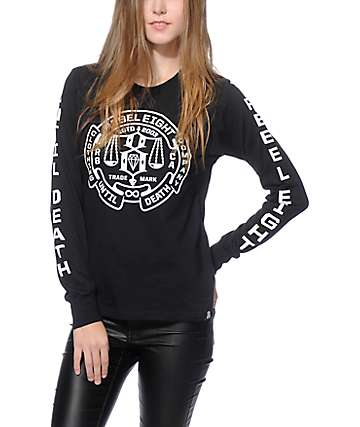 REBEL8 Until Death Long Sleeve Shirt