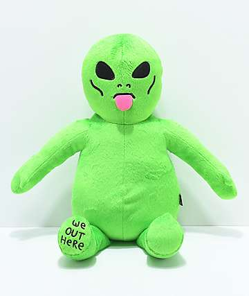 RIPNDIP Alien Stuffed Animal