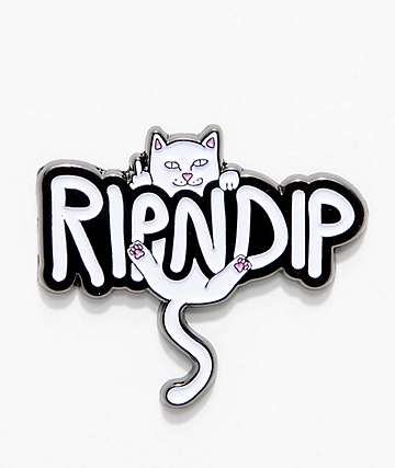 RIPNDIP Hanging Nermal Pin
