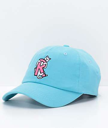 RIPNDIP Hugger Blue Dad Hat