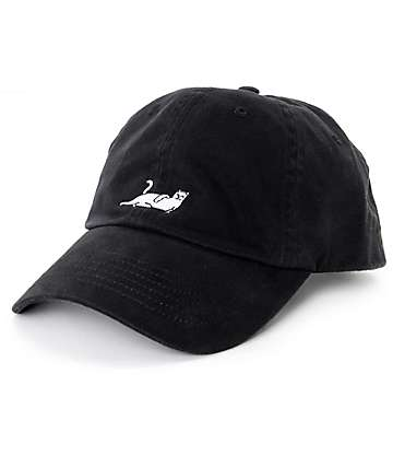 RIPNDIP Nermal Black Dad Hat