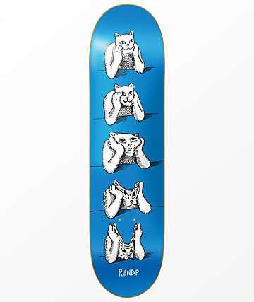 "RIPNDIP Stoner 8.0"" Skateboard  Deck"