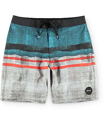 "RVCA Barracuda 19""  Board Shorts"