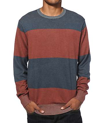 RVCA Block Plate Sweater