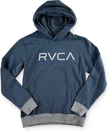 RVCA Boys Big RVCA Hoodie