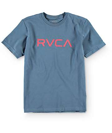 RVCA Boys Big RVCA T-Shirt