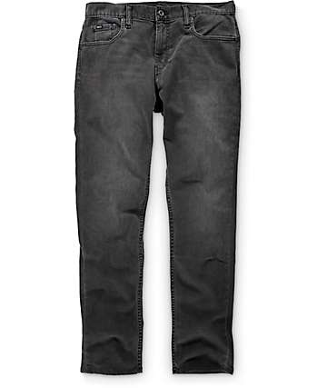 RVCA Daggers PVSH Fresh Black Slim Fit Jeans