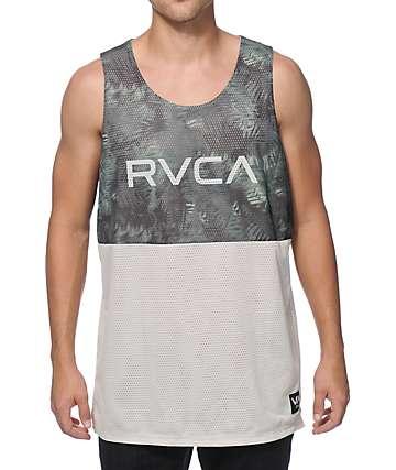 RVCA Dealer II Camo Reversible Mesh Jersey