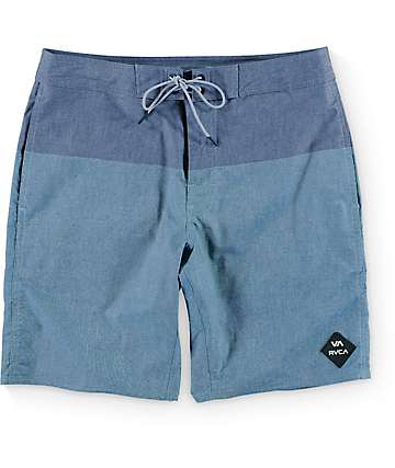 RVCA Dipped Pacific Hybrid Board Shorts