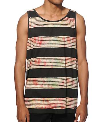 RVCA Horai Stripe Tank Top