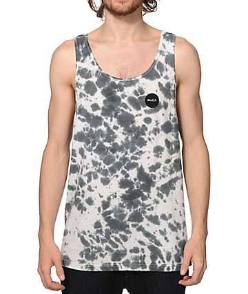 RVCA Koolin Out Tie Dye Tank Top