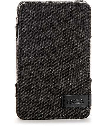 RVCA Magic 600 Black Wallet
