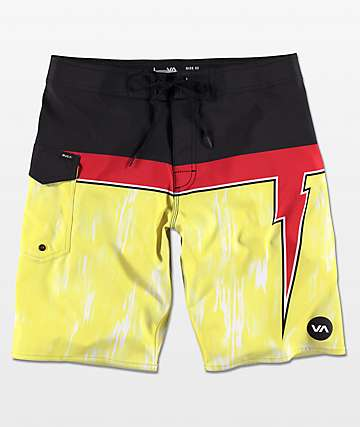 RVCA Makua Bolt Board Shorts