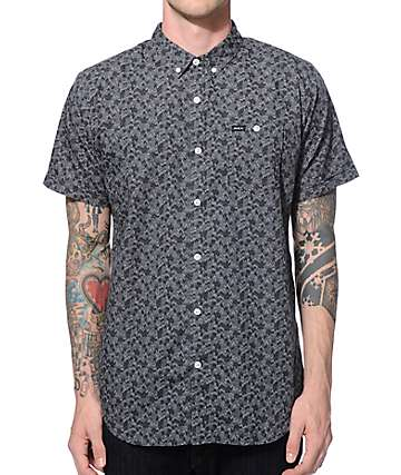 RVCA Right You Are Button Up Shirt