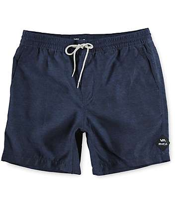RVCA Skulley Hybrid Volley Shorts