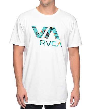 RVCA Southeastern White T-Shirt