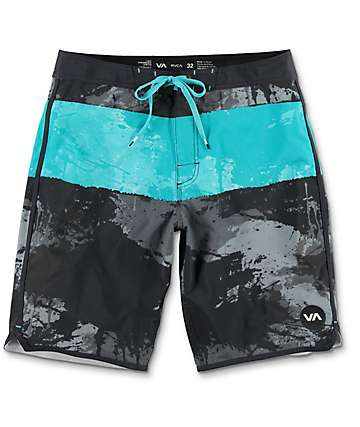 "RVCA Splice 20""  Board Shorts"