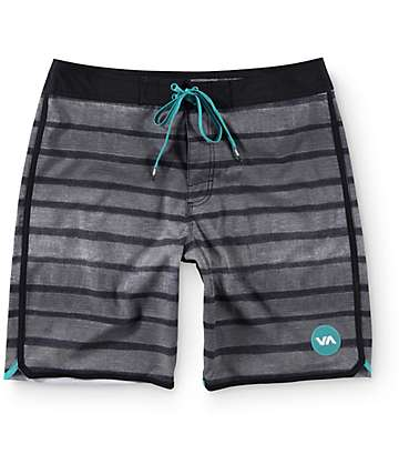 "RVCA Yours Truly 19"" Board Shorts"