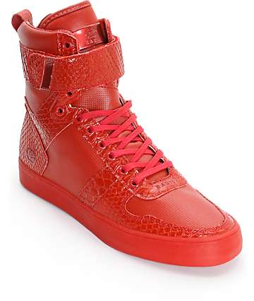 Radii Vertex Blood Python Shoes