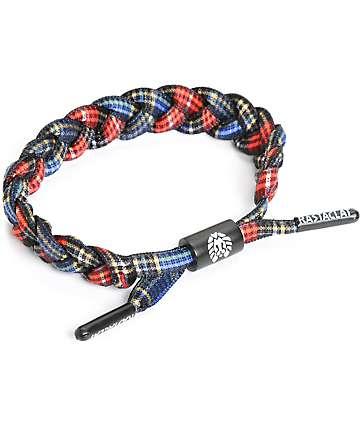 Rastaclat Cornfield Plaid Bracelet