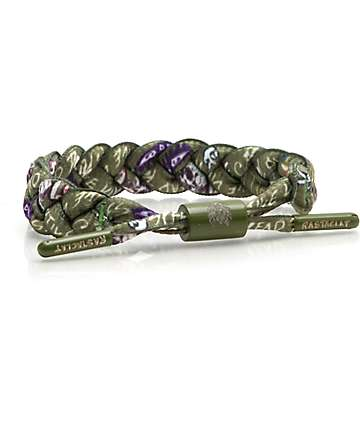 Rastaclat E-Train Classic Green Bracelet