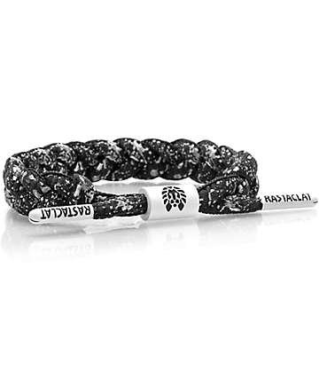 Rastaclat Kazuo Black Splatter Bracelet