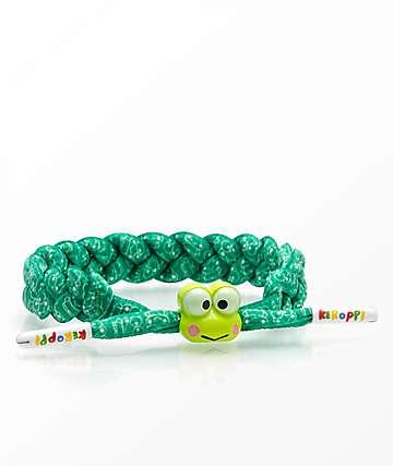 Rastaclat Keroppi Classic Green Bracelet