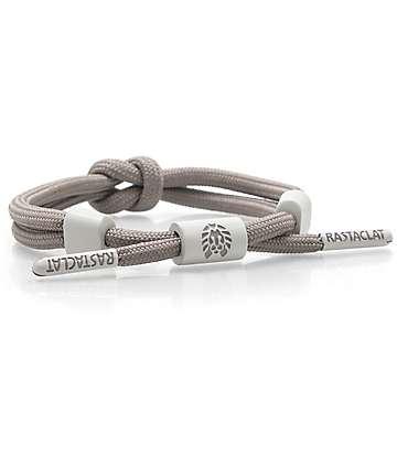 Rastaclat Knotaclat Shade Grey Bracelet