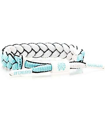 Rastaclat Slosh Sky Blue & White Bracelet