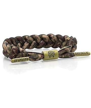 Rastaclat Woodland Camo Classic Bracelet