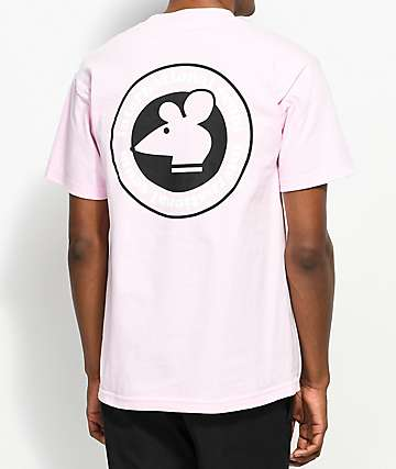 Rat Boy International Scum Pink T-Shirt